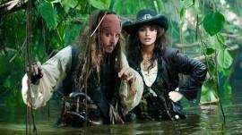 Pirates of the Caribbean: On Stranger Tides, Johnny Depp, Penelope Cruz