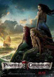 Pirates of the Caribbean: On Stranger Tides, Mermaid Poster