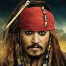Johnny Depp, Pirates of the Caribbean: On Stranger Tides