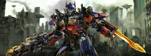 transformers dark of the moon, optimus