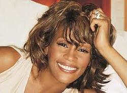 Whitney Houston in drug rehab