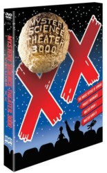 mystery science theater 3000, vol. xx