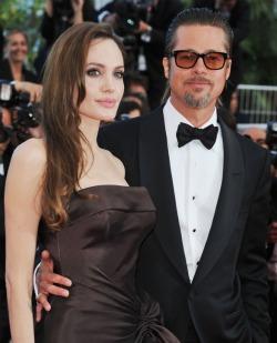Brad Pitt & Angelina Jolie at Cannes 2011