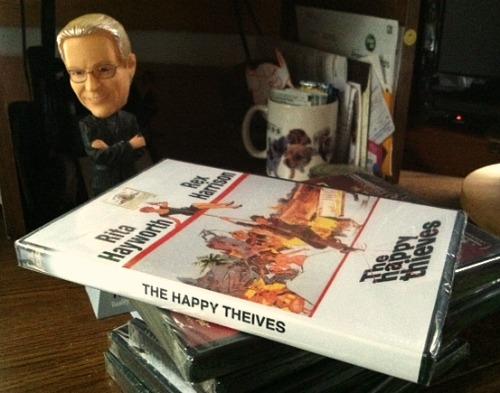 Happy Thieves Typo