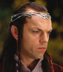 Hugo Weaving returning as Elrond in The Hobbit