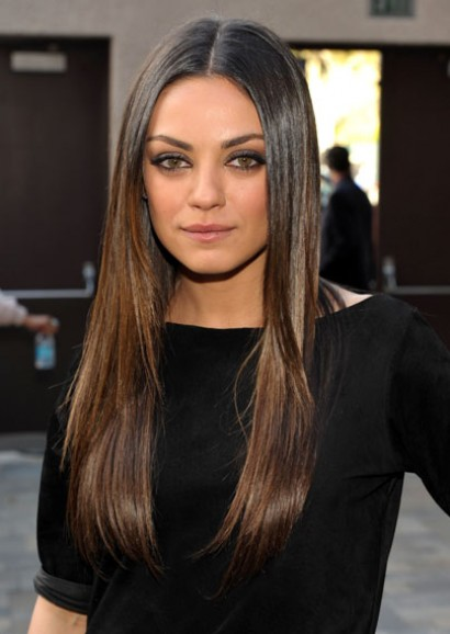 Mila Kunis at the MTV Movie Awards 2011