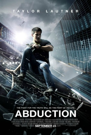 Abduction Poster, Taylor Lautner