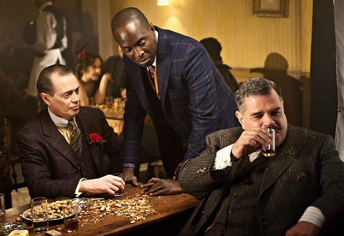 Boardwalk Empire, 2011 Emmy Nominations