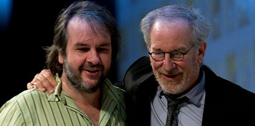 Comic-Con 2011, Peter Jackson and Steven Spielberg