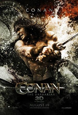 Conan the Barbarian Poster, Jason Momoa