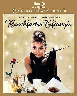 Breakfast at Tiffany's on Blu-Ray