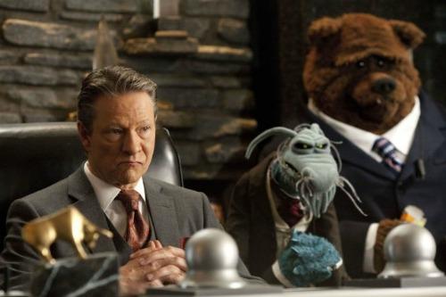 Muppets Movie 2011, Chris Cooper