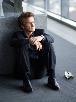 The Tree of Life: Sean Penn
