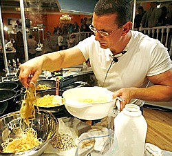 Chef Robert Irvine, Restaurant Impossible