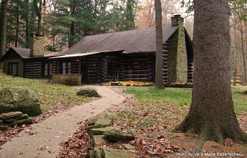 Shawshank Redemption, cabin in opening scene at Malabar Farm