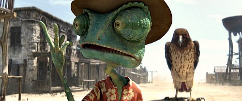 Rango scores Best Animated Film nomination for Golden Globes