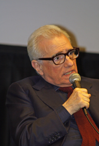 Martin Scorsese at Lincoln Center