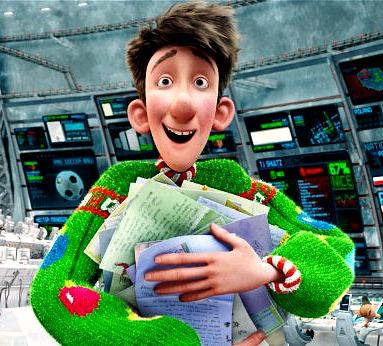 Arthur Christmas: Favorite Family Movies of 2011