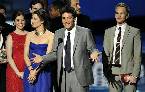 People's Choice Awards 2012: How I Met Your Mother