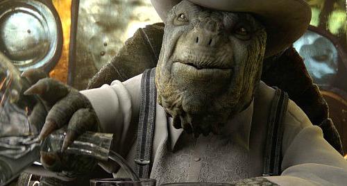 Rango: Favorite Family Movies of 2011