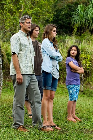 The descendants shailene woodley and