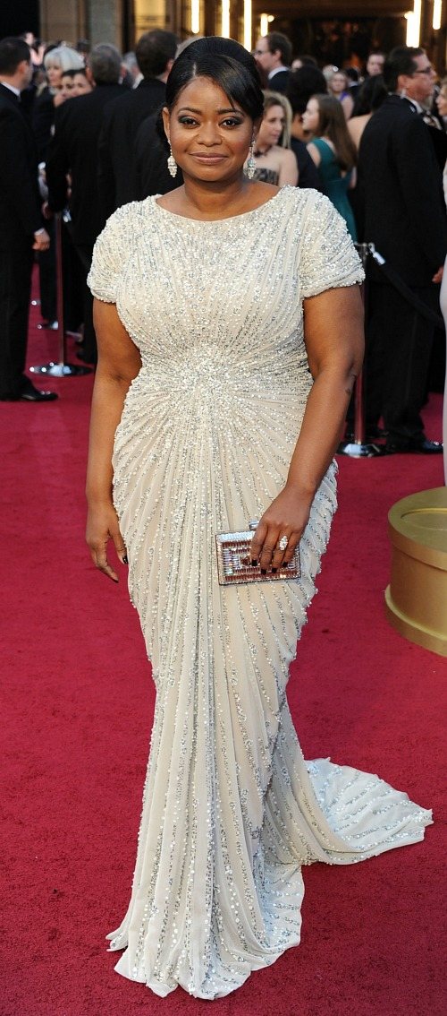 Oscars 2012: Octavia Spencer