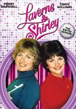 Laverne & Shirley DVD