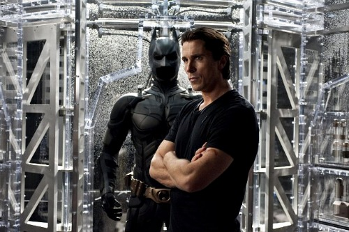 The Dark Knight Rises: Christian Bale