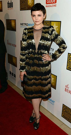 Critics' Choice TV Awards 2012: Ginnifer Goodwin