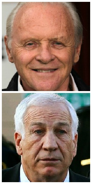 Should Anthony Hopkins play Jerry Sandusky in the movie?