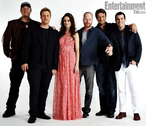 Firefly Reunion, Comic-Con 2012