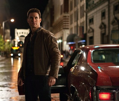 Tom Cruise stars as Jack Reacher