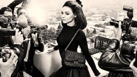 Mila Kunis for Miss Dior Handbags