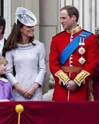 Prince William and Kate Middleton, June 2012