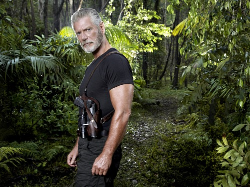 Stephen Lang as Commander Nathaniel Taylor in Terra Nova | Fox