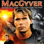 Richard Dean Anderson as MacGuyver
