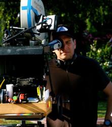 Writer/director Brian Jett