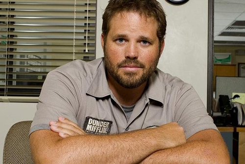 David Denman in The Office