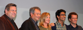 Life of Pi press conference