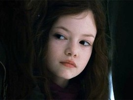 Breaking Dawn Part 2, Mackenzie Foy