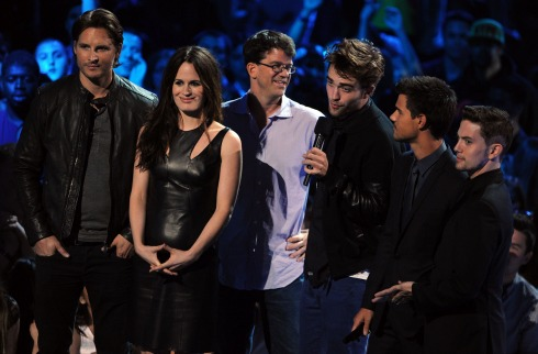 Breaking Dawn Part 2 Cast, MTV Video Music Awards 2012