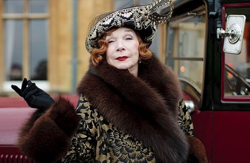 Downton Abbey, Shirley MacLaine