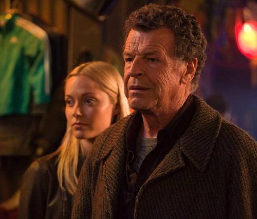Fringe Season 5, John Noble, Georgina Haig