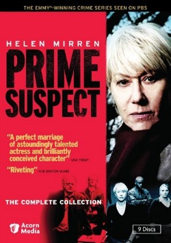 Prime Suspect DVD Collection