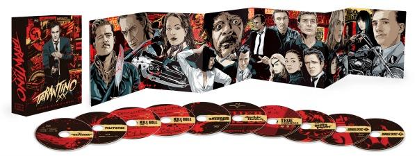 Tarantino XX Inside