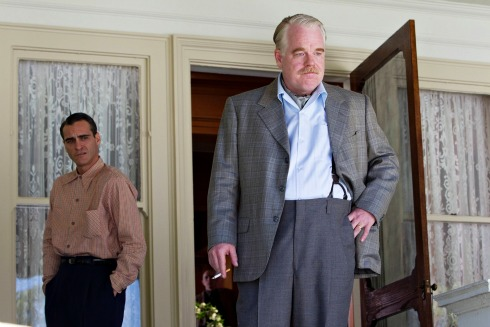 The Master, Philip Seymour Hoffman, Joaquin Phoenix, Scientology