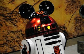 Disney Lucasfilm Mashups