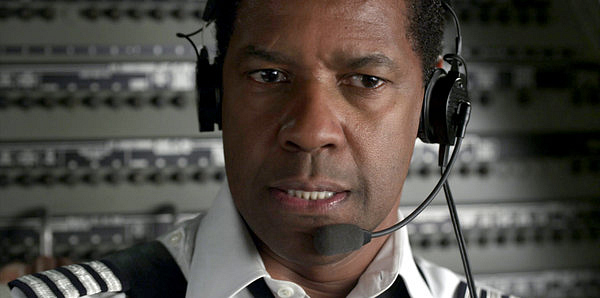 Flight starring Denzel Washington