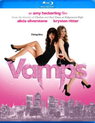 vamps on dvd and bluray