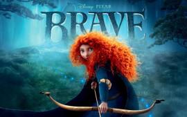 Brave on DVD & Blu-ray
